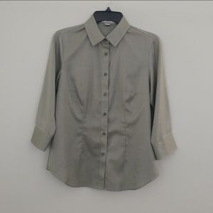 Coldwater Creek Button Down Shirt. F70